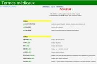 TermesMedicaux